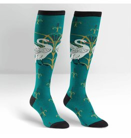 Sock it to Me SITM Swan Socks