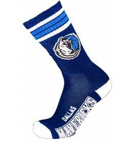 Dallas Mavericks Socks With Stripes
