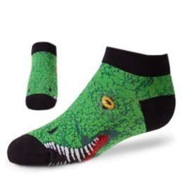For Bare Feet Childrens Realistic T-Rex 3/$24