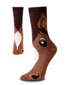 For Bare Feet Childrens Cartoon Horse 3/$24