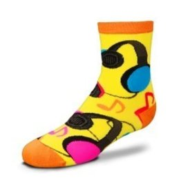 For Bare Feet Childrens Beats Socks