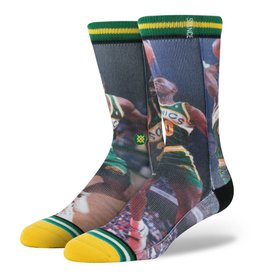 NBA Mens Payton and Kemp Socks