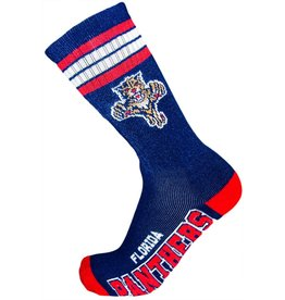NHL Florida Panthers Socks With Stripes