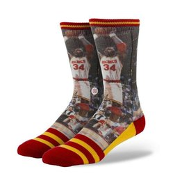 NBA Men's Hakeem Olajuwon Socks