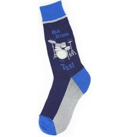 Foot Traffic Mens Drum Set Socks
