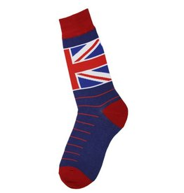 Foot Traffic Mens Union Jack Socks