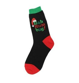 Foot Traffic Women's Bah Humbug Socks