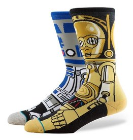 Star Wars R2-D2 & C3PO Socks