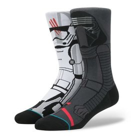 Star Wars Kylo Ren & Stormtrooper Finn Socks