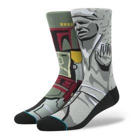 Star Wars Boba Fett & Han Solo Socks