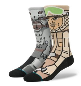 Luke Skywalker & Tauntaun Socks