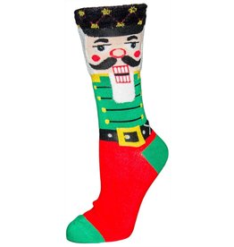 Davco Women's Nutcracker Socks