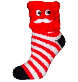 Davco Women's Close-Up Santa Socks