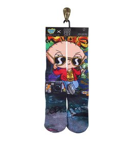 Family Guy Street Stewie Socks
