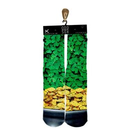 Odd Sox Pot O' Gold Socks