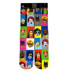 Odd Sox Famous Faces Socks