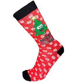 World of Hosiery Mens Merry Crimbo Socks