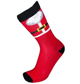 World of Hosiery Mens Santa Beard Socks