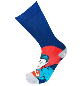 DC Mens Superman Character Socks