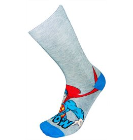 DC Mens Superman POW Socks
