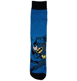 DC Mens Attacking Batman Socks