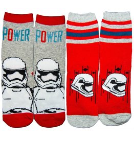 Star Wars Kids Stormtrooper 2 Pair Pack Socks
