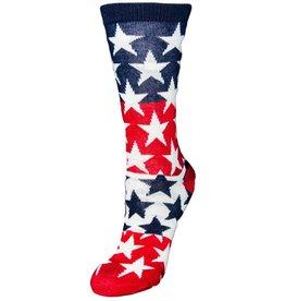 Davco Ladies Stars & Stripes 3/$10