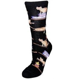 Davco Ladies Cat Shelfie 3/$10