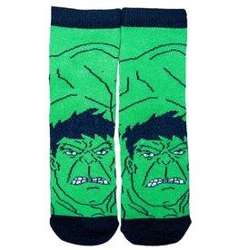Marvel Kids Avengers Thor and Hulk Socks 2 Pack
