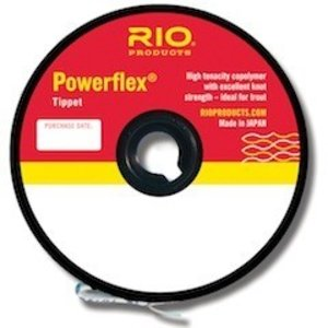 RIO Powerflex Tippet - 30 yards