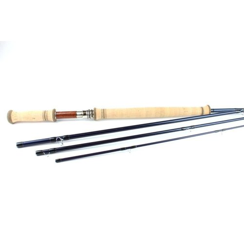 CF Burkheimer Presentation Two Hand Fly Rod