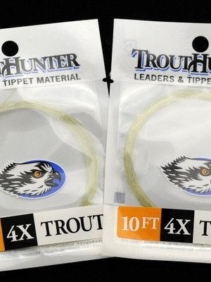 Trout Hunter Trout Hunter Fluorocarbon Leaders