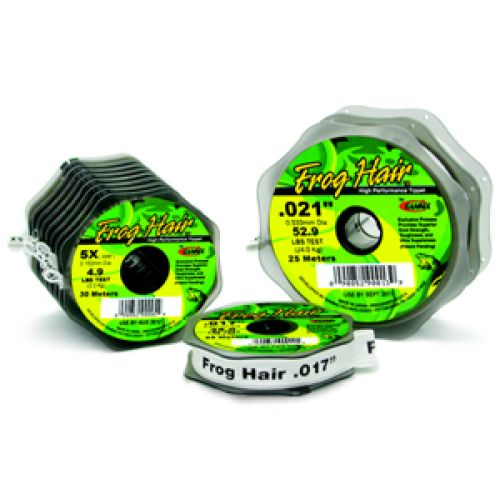 FrogHair Nylon Tippet Guide Spool