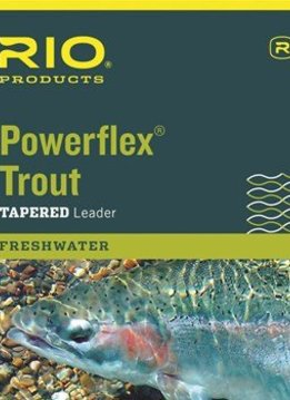 RIO Powerflex Trout Leader - 12 Ft