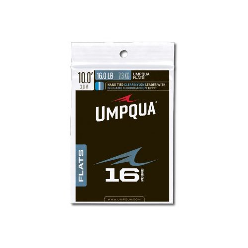 UMPQUA Flats Leader - 10ft