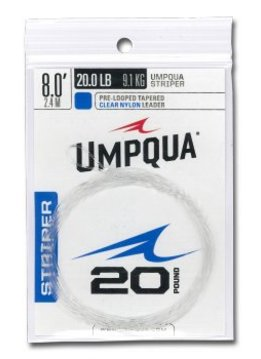 UMPQUA Striper Leader - 8ft