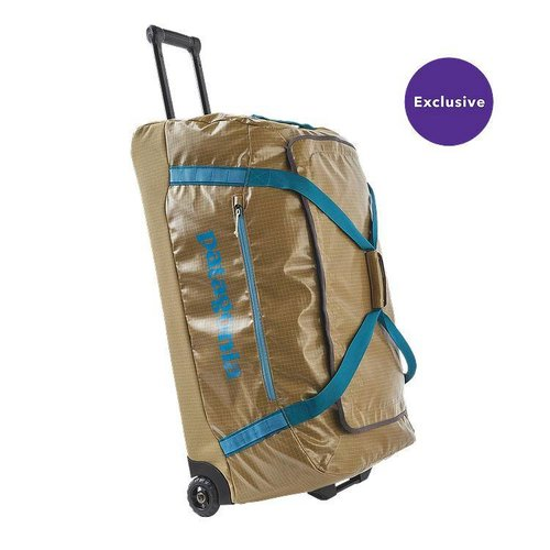 Patagonia Black Hole Wheeled Duffel Bag