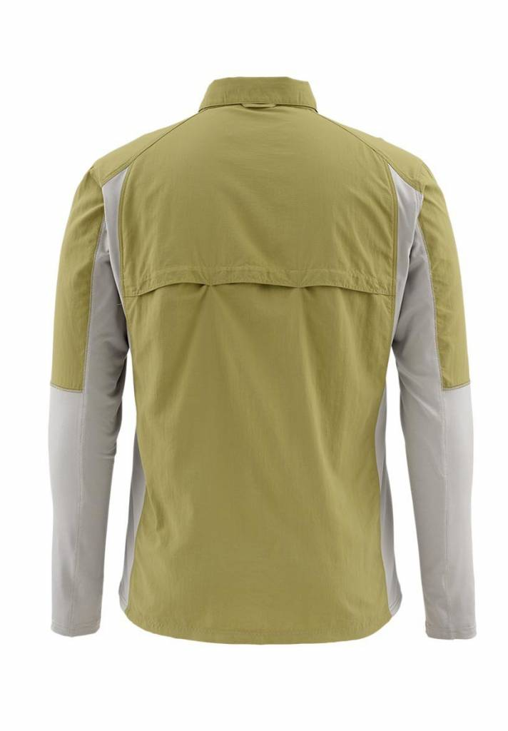 Simms Taimen TriComp Long Sleeve Fishing Shirt