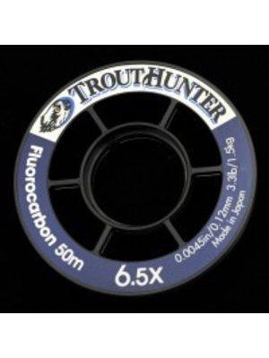 Trout Hunter Trout Hunter Fluorocarbon Tippet- 50m