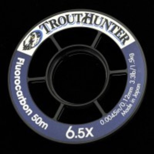 Trout Hunter Trout Hunter Fluorocarbon Tippet- 50m