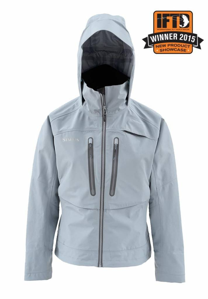 Simms Women's Gore-Tex Guide Jacket