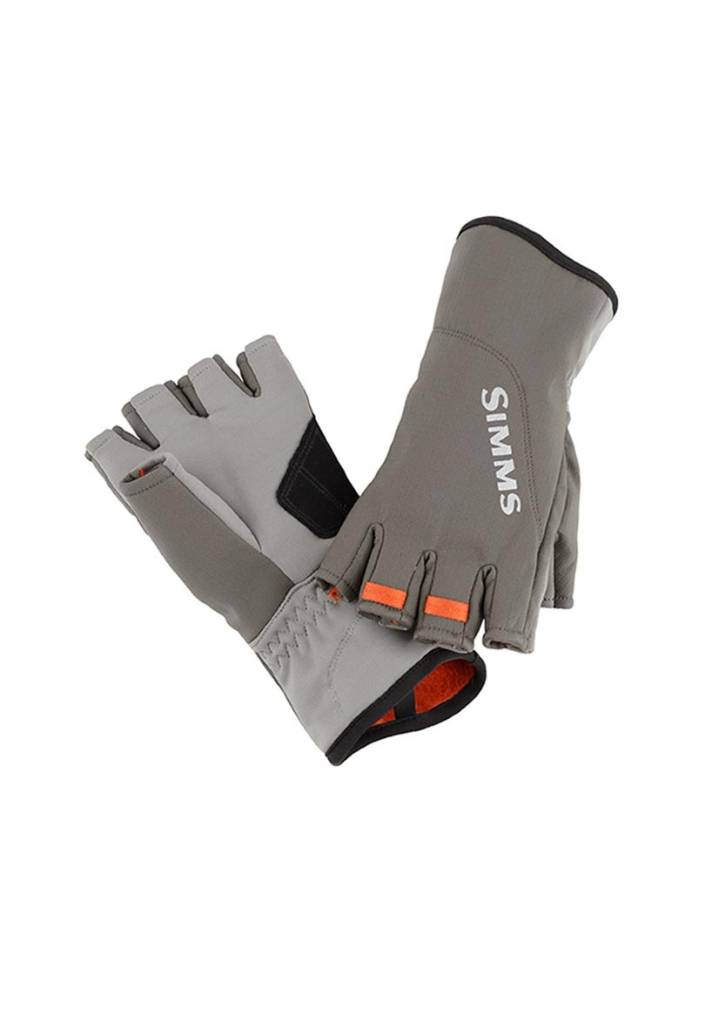 Simms ExStream 1/2 Finger Gloves