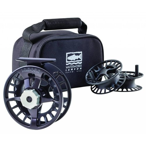 Waterworks-Lamson Remix 3 Pack - 1 Reel, 2 Spools
