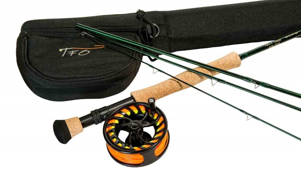 TFO NXT Series Fly Rod and Reel Outfit