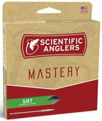 Scientific Anglers Mastery SBT - Short Belly Taper