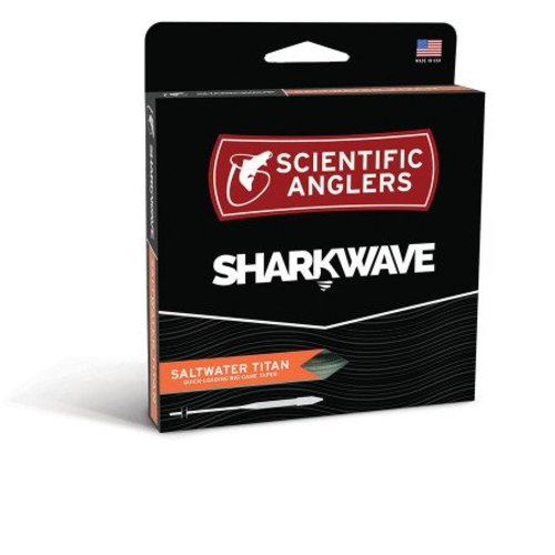 Scientific Anglers Sharkwave Saltwater Titan