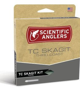 Scientific Anglers TC Skagit Extreme Multi Floating Tip Kit
