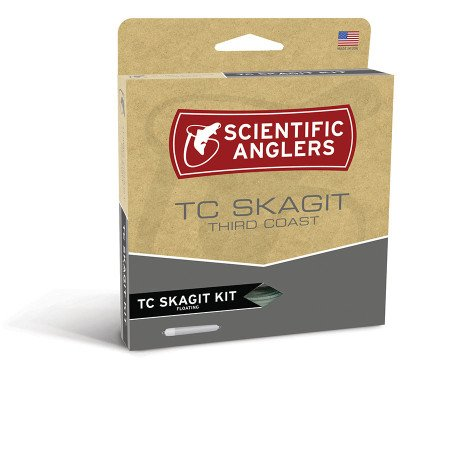 Scientific Anglers TC Skagit Extreme Multi Floating Tip Kit