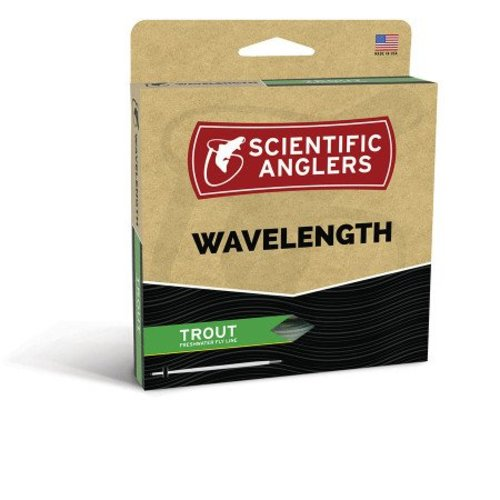 Scientific Anglers Wavelength Trout Taper - 6WT