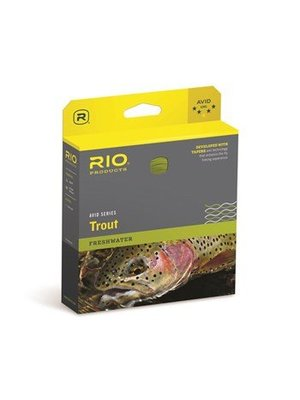 RIO Avid Floating Trout Line